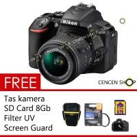 Free + + | Nikon D5500 18-55mm VR Lens 24.2MP DSLR SLR Nikon D 5500