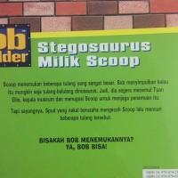 Bob the Builder - Stegosaurus Milik Scoop