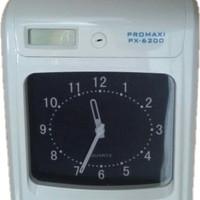 PROMAXI PX-6200/Mesin Absen/Check Lock /Absensi Karyawan