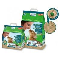 Cats Best Green Power 2.9kg Organic Cat Litter Kucing Bebas Kuman