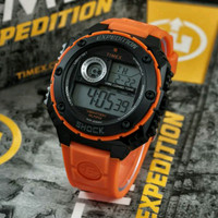 Jam Tangan Pria Timex DigitaL Rubber Kw Super