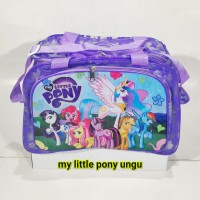 harga Tas Renang Mika Transparan Waterproof My Little Pony Tokopedia.com
