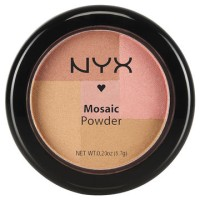 NYX Cosmetics Mosaic Powder Blush - Spice