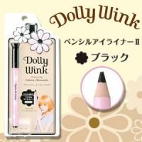 Koji Dollywink Pencil Eyeliner Black NEW Packaging
