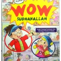 Komik Wow Subhanallah