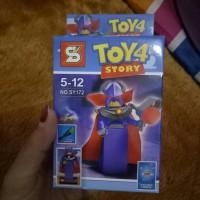 Lego Toy Story Zurg