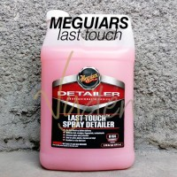 MURAH Meguiars D155 Last Touch Spray Detailer 3,78lt GALLON Best Value