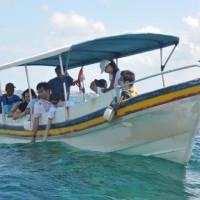 Voucher Wisata Tour & Travel Glass Bottom Boat Pulau Penyu