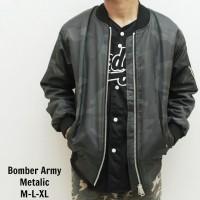 Jaket Bomber/Jaket waterproof/jaket TNI AU/jaket murah/jaket