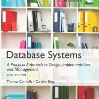 Database Systems: A Practical Approach to Design... (6th Ed.) [eBook]
