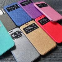 Samsung C3 2016 Ume Flipcase Flipshel Flipcover Leather Case Casing Hp