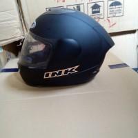 Helm INK CL-Max Full Fullface Black Solid CLMax Hitam Polos