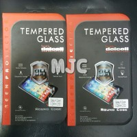 DELCELL Tempered Glass Samsung Galaxy K Zoom Anti Gores Kaca