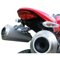 Evotech tail tidy Ducati Monster 795/796