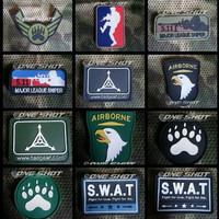Patch Rubber/karet Major League Sniper