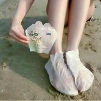 foot maks / footmaks / masker kaki