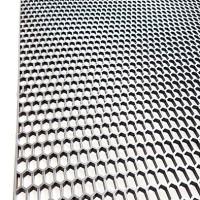 ABS Plastic Honeycomb Mesh Grille Sheet / Grill Bumper Depan (AR)