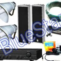 Paket Sound System TOA Corong / Colom Untuk Masjid
