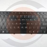 Keyboard Axioo RNE , Axioo RNO, Axioo W540 - Black