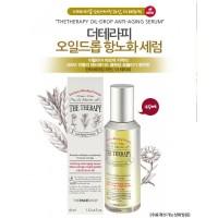 Harga the face shop the therapy oil drop anti aging | Pembandingharga.com