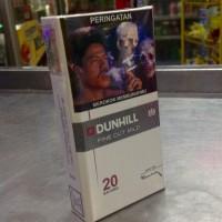 Rokok Dunhill Mild Putih 20 | 20 Fine Cut Mild Kretek Cigarretes