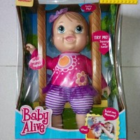 harga BABY ALIVE Plays and Giggles Baby Tokopedia.com