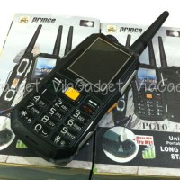 harga HP Baru Prince PC10 / PC-10 Bisa HT HP Outdoor HP Antena HP Power Bank Tokopedia.com
