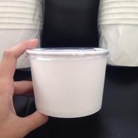 Soft Bowl / Cup / Tempat untuk Rice Bowl / Paper Bowl / Mangkok sup