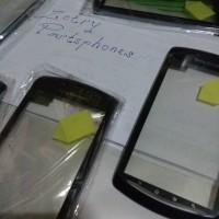 Touchscreen Frame Sony Ericsson Xperia Play Gaming (R800i/Z1i)