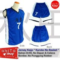 Jersey Kaijo Anime Kuroko No Basket