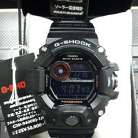 G-Shock GW-9400BJ-1JF x Rangeman Black Panther