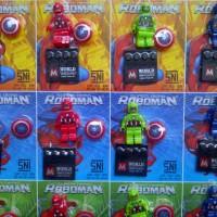 Jual Lego Superhero Model Captain Amerika Super Hero Mainan Anak Edukasi Murah