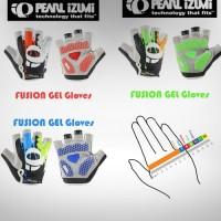Jual Grosir Pearl Izumi Fusion Half Finger Kaos Tangan Sepeda Outdoor Murah