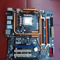 harga Intel Core 2 Quad 6600 + Asus P5K3 Deluxe Wifi Tokopedia.com