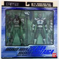 SIC masked rider ZOLDA & TAIGA / Ryuki series