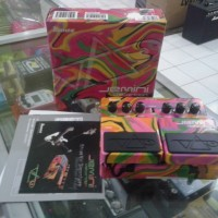ibanez jemini overdrive and distortion
