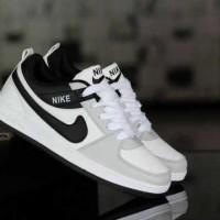Nike Air Force One Import Sepatu Pria Kets Casual Kuliah Sneakers #4