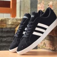 Adidas Neo Basline Sepatu Pria Kets Casual Kuliah Sneakers Terbaik #2