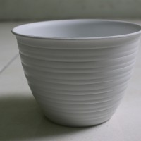 harga Pot Plastik Warna Putih Tokopedia.com