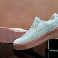 Sepatu Wanita Puma Rihanna White
