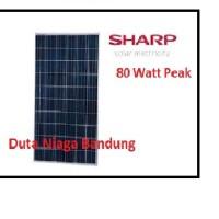 Solar Cell NE 80T1. SHARP / Solar Panel