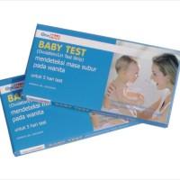 Baby Test (Mendeteksi Masa Kesuburan)