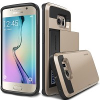VERUS GALAXY S6 CASE VERGE SHINE GOLD Berkualitas 1115