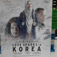 LOVE SPARKS IN KOREA Novel Karya Asma Nadia ((original)