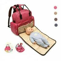 harga Tas Ransel Travel Multifungsi Untuk Perlengkapan Bayi Baby Balita Tokopedia.com