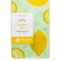 Etude House Take Care Of My Skin Mask - Lemon