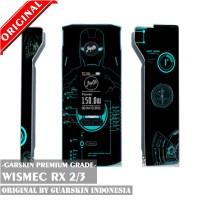 Original Garskin/Skin Mod Vape Wismec RX2/3 RX 2/3 - Jarvis