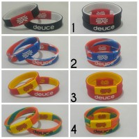 Wristband Nba / Gelang Basket / Ballerband Kyrie Irving DEUCE