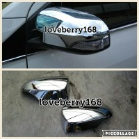 cover spion CHROME/mirror cover all new vios dan all new yaris 2015