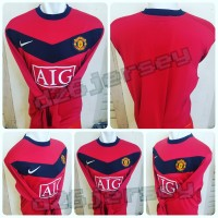 Jersey RETRO Manchester United 2009/2010 LONG SLEEVES